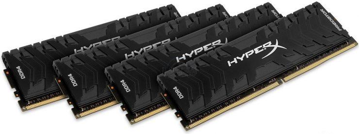 Kingston HyperX Predator DDR4 740x277 0