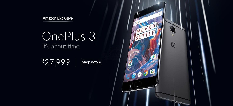 OnePlus 3: 5.5″ AMOLED, Snapdragon 820 y 6GB de RAM por 399 euros