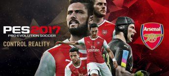 Pro Evolution Soccer 2017 (PES 2017)
