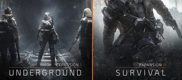 The Division Underground y Survival - Portada