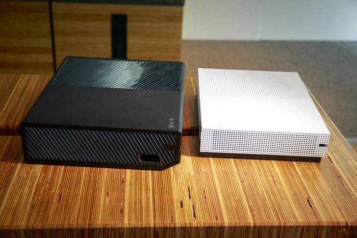 Xbox One S vs Xbox One 1 1