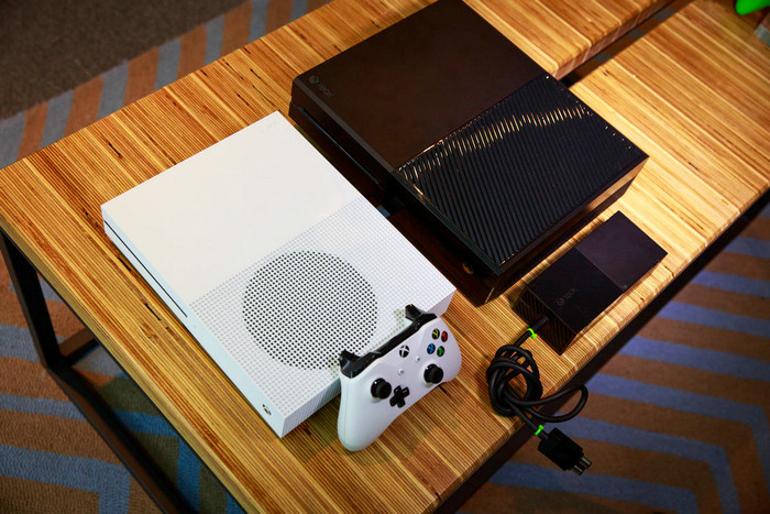 Xbox One Vs Xbox One S : Un vistazo de cerca a la xbox one s vs