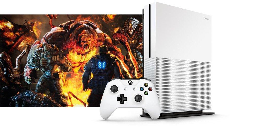 Xbox One S (2TB) listada en España por 415 euros