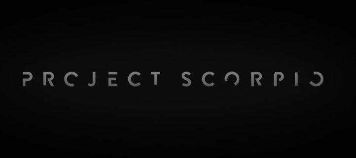 """#E32016 – Xbox One """"Project Scorpio"""": Juegos 4K y VR"""