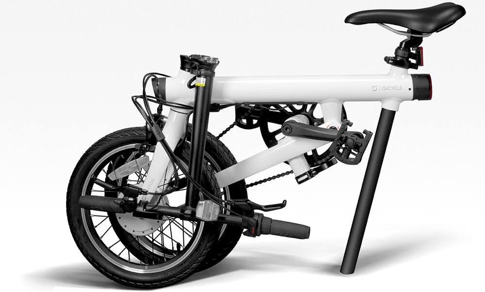 Xiaomi QiCycle, una pequeña bicicleta eléctrica que alcanza los 20 KM/h