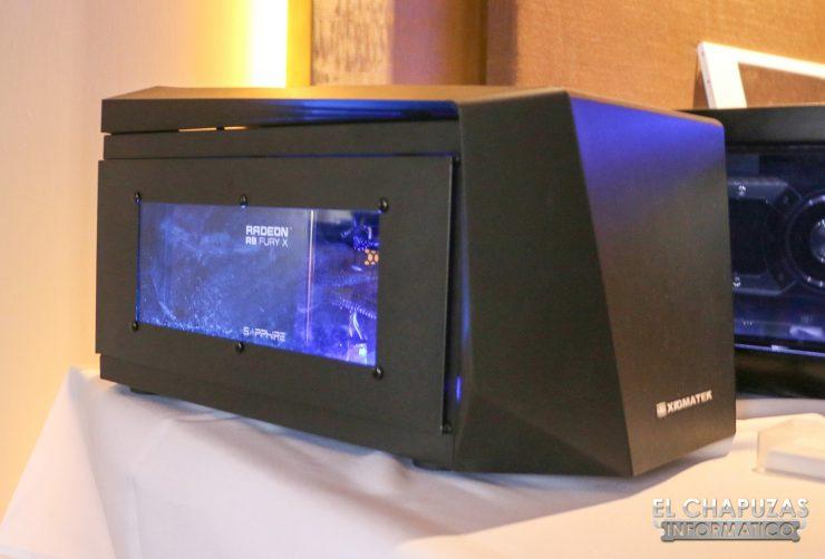 Xigmatek Octans Mini-ITX 02