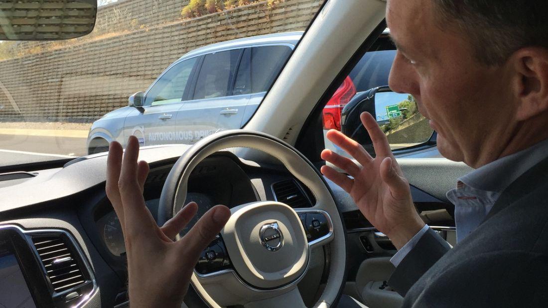 El proyecto de los coches sin conductor se enfrenta a un dilema moral