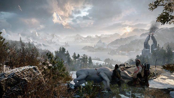God of War PS4: 100 enemigos en pantalla a la vez y otros detalles revelados