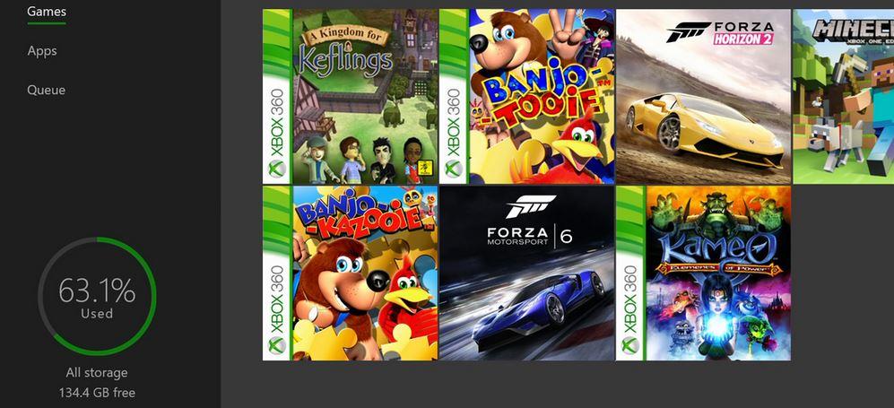 Los juegos de Xbox podrían jugarse en PC mediante Windows 10