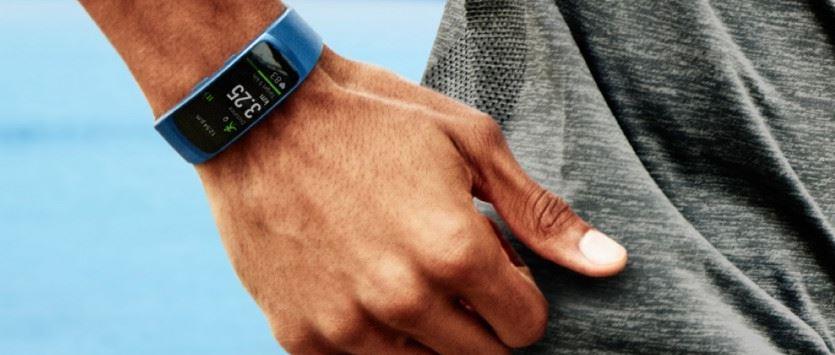 Samsung presenta la nueva Gear Fit 2