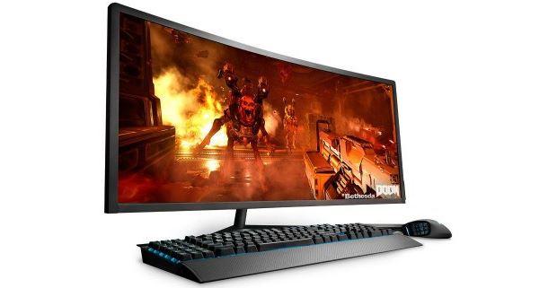 The Aura: Un All-In-One con pantalla 3440 x 1440 y GTX 1080