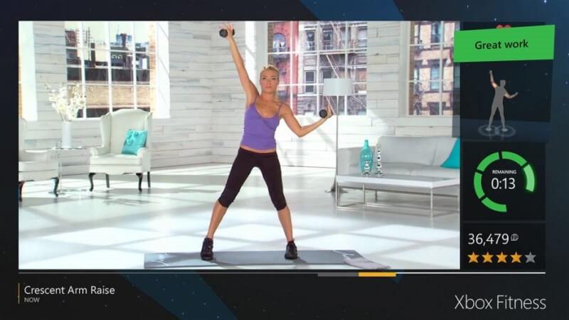 Microsoft decide cerrar el servicio Xbox Fitness