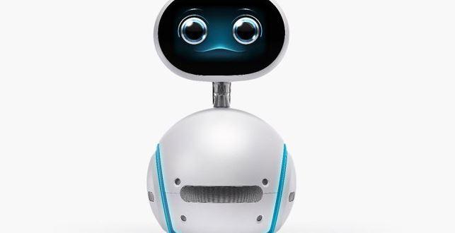 ASUS Zenbo: El robot asistente del hogar