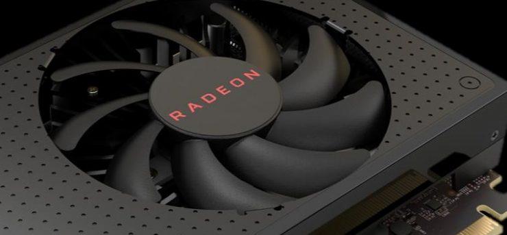 AMD Radeon RX 460 - Portada