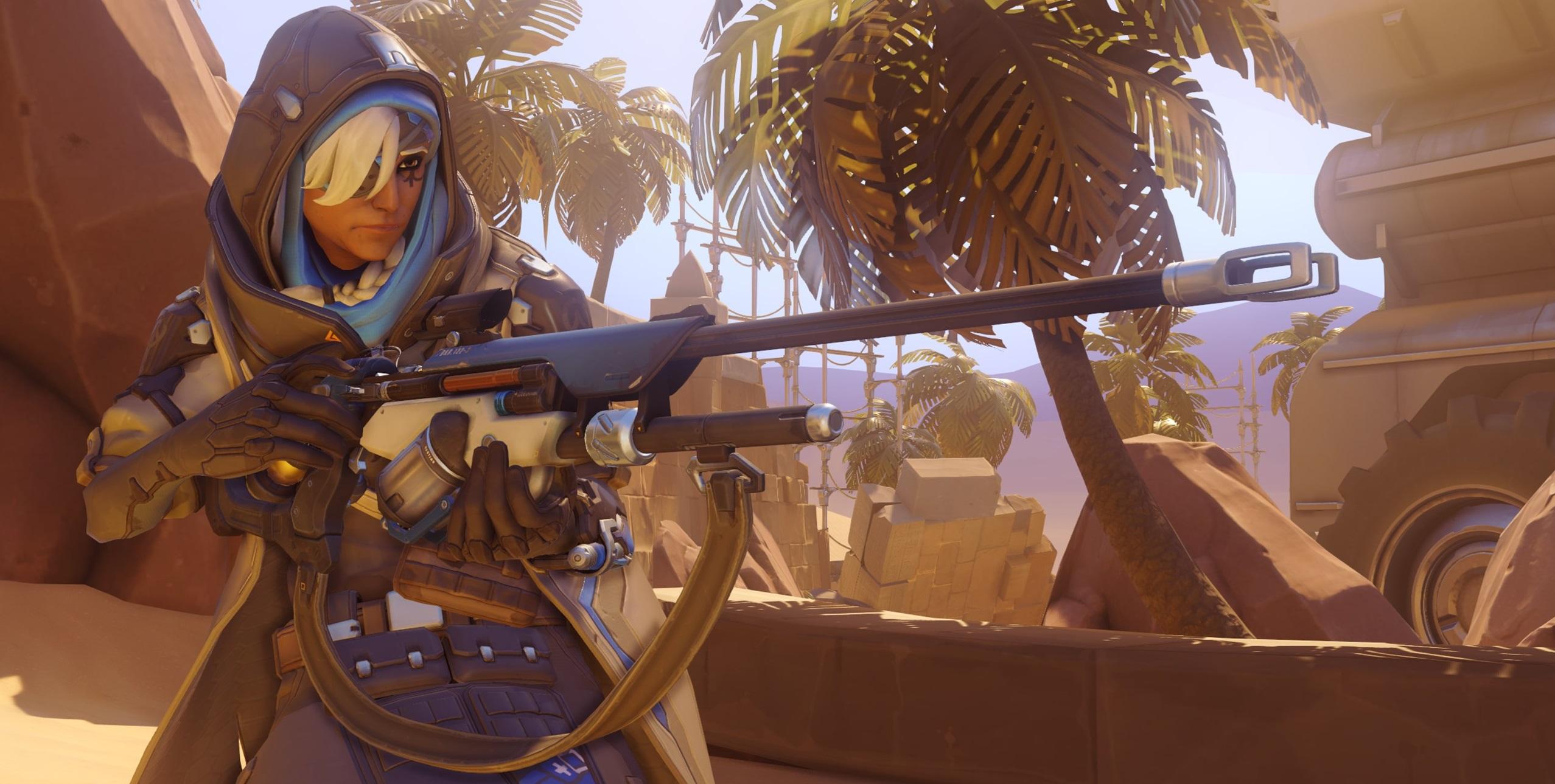 Overwatch: Ana nerfeada y cambios en Sombra, Winston y Zenyatta
