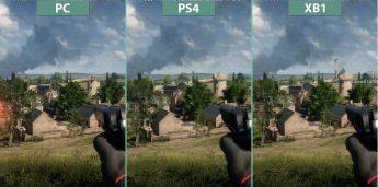 Battlefield 1 en PC vs PlayStation 4 vs Xbox One