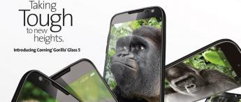 Corning Gorilla Glass 5
