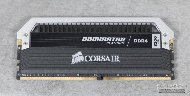 Corsair Dominator Platinum DDR4 (Quad Channel) 06