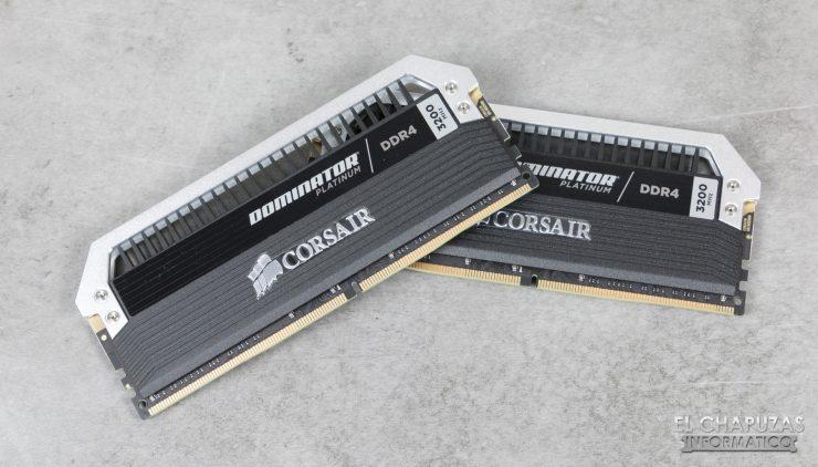 Corsair Dominator Platinum DDR4 (Quad Channel) 99