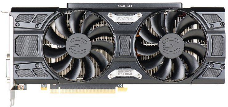 EVGA GeForce GTX 1060 SSC Gaming