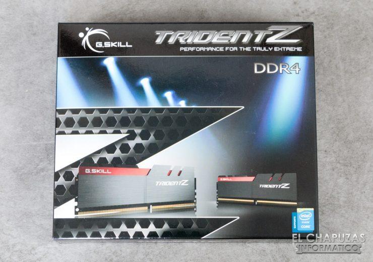 G.Skill TridentZ DDR4 (Quad-Channel) 01