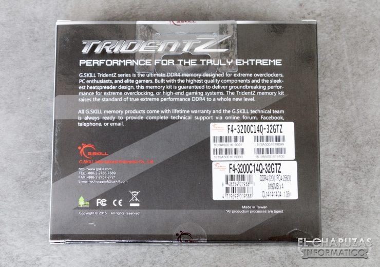G.Skill TridentZ DDR4 (Quad-Channel) 02