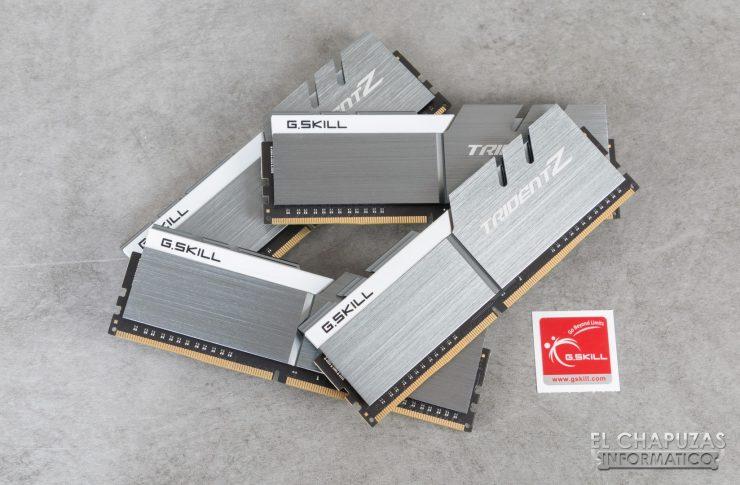 G.Skill TridentZ DDR4 (Quad-Channel) 04