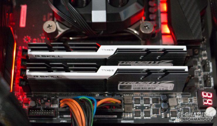 G.Skill TridentZ DDR4 (Quad-Channel) 10