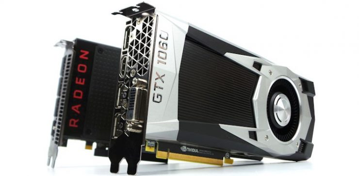 GeForce GTX 1060 vs Radeon RX 480