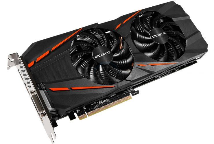 Gigabyte GeForce GTX 1060 D5