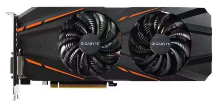 Gigabyte GeForce GTX 1060 G1 Gaming