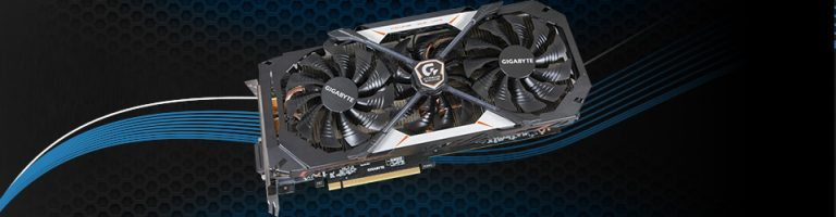 Gigabyte GeForce GTX 1080 Xtreme Gaming Slider