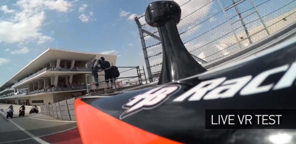 GoPro llevará las cámaras VR a la Moto GP