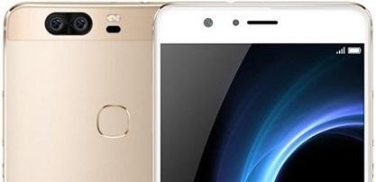 Huawei Honor 8 - render portada