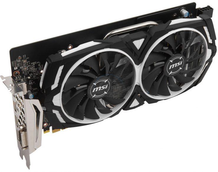 MSI GeForce GTX 1060 ARMOR (1)