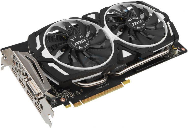 MSI GeForce GTX 1060 ARMOR