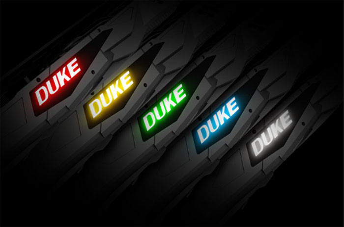 MSI presenta sus GeForce GTX 1080 y GTX 1070 Duke