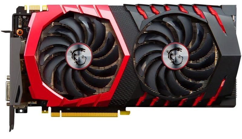 La MSI GeForce GTX 1080 Gaming Z alcanza los 1911 MHz