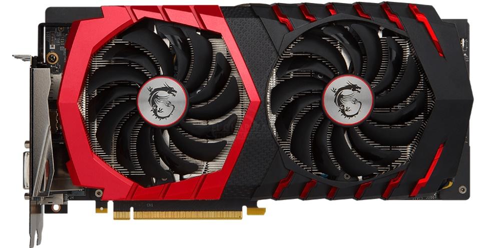 MSI Radeon RX 480 Gaming X: También llegaría a mediados de Agosto