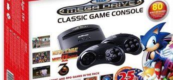 Mega Drive - Sonic 25th Anniversary - Portada