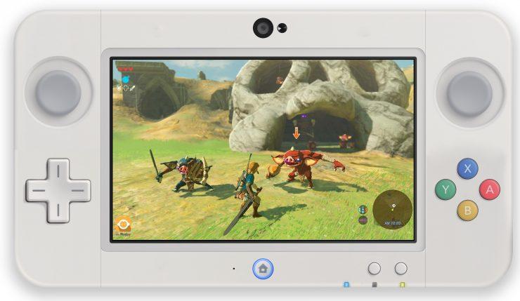 Nintendo NX - Renders no oficiales (1)