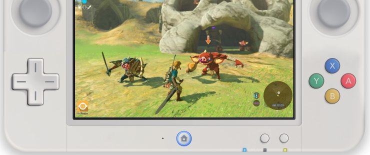 Nintendo NX - Renders no oficiales - Portada