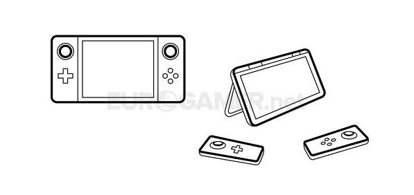 La Nintendo NX sería una consola portable en forma de tablet