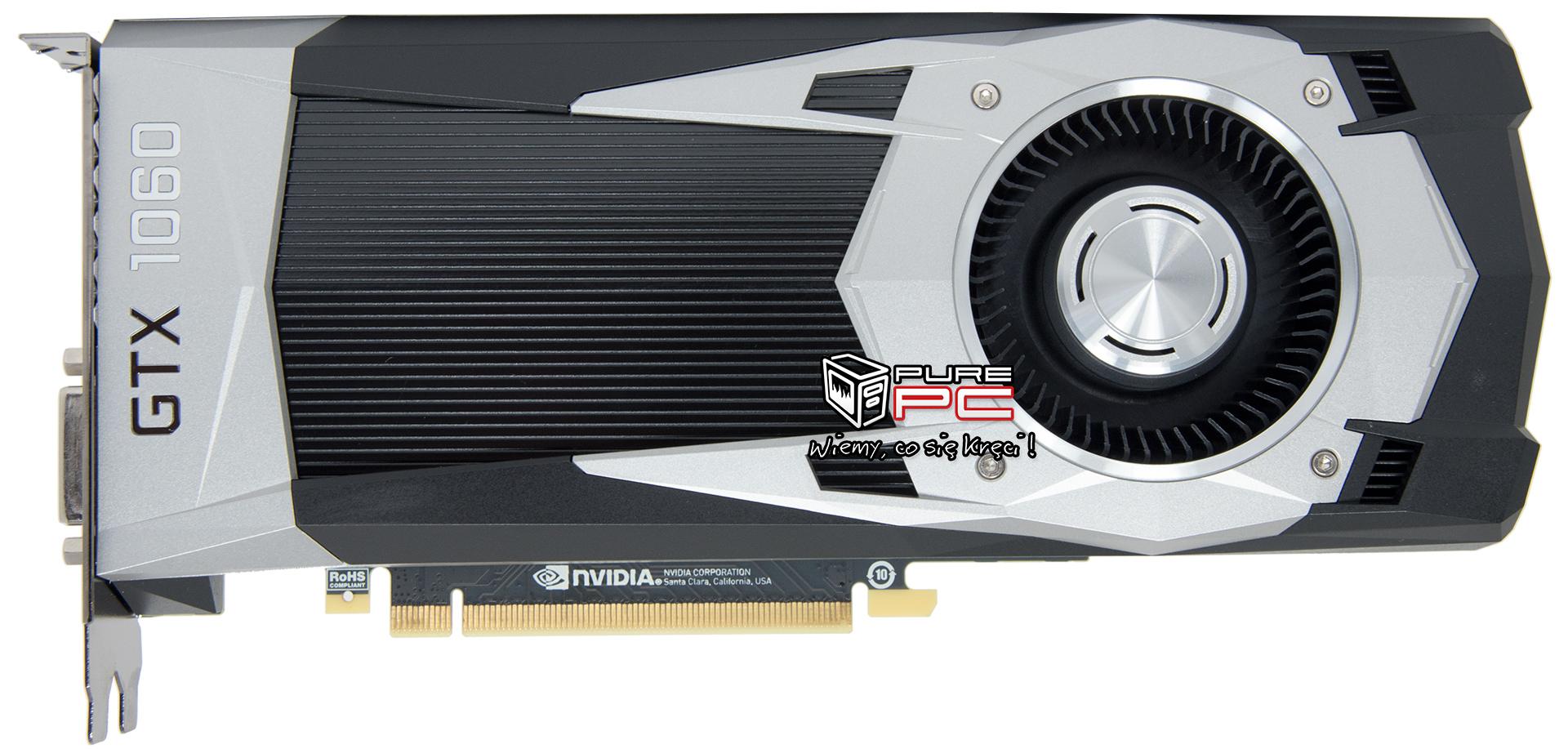 GeForce GTX 1060: Hasta un 10% más rápida que la Radeon RX 480