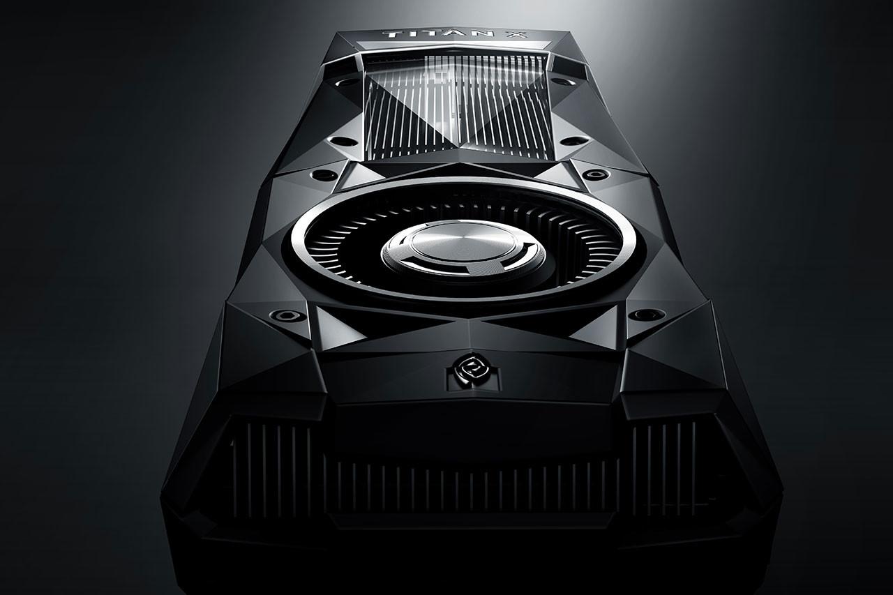 Nvidia GeForce GTX TITAN X Pascal 2 1