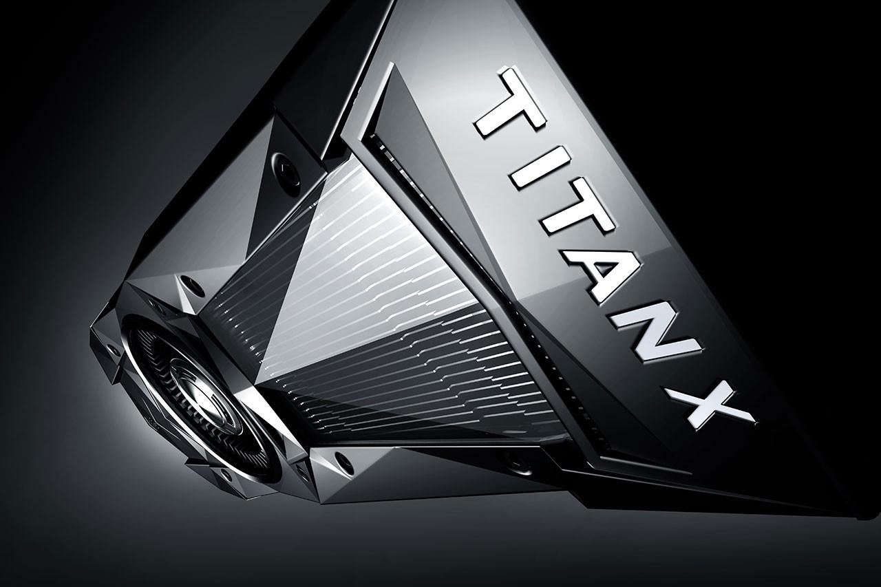 Nvidia GeForce GTX TITAN X Pascal 3 2