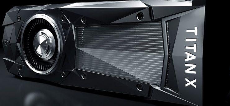 Nvidia GeForce GTX TITAN X Pascal - Portada