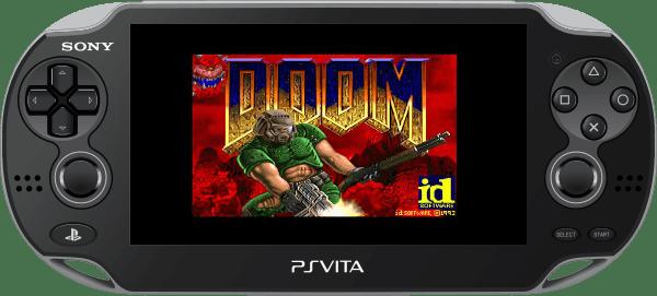 PS Vita - Vitadoom