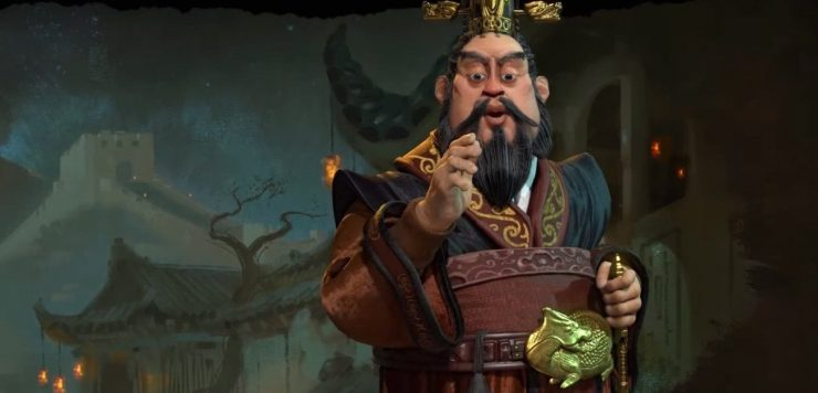 Qin Shi Huang - China - Civilization VI