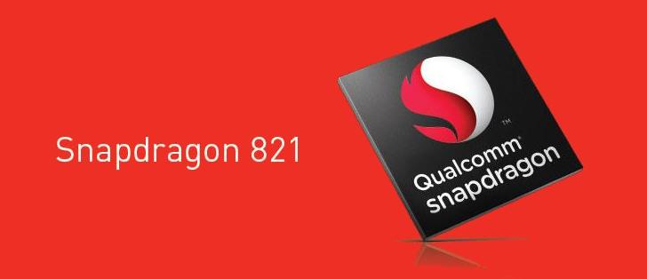 Qualcomm Snapdragon 821 anunciado, el Snapdragon 820 subido de vueltas